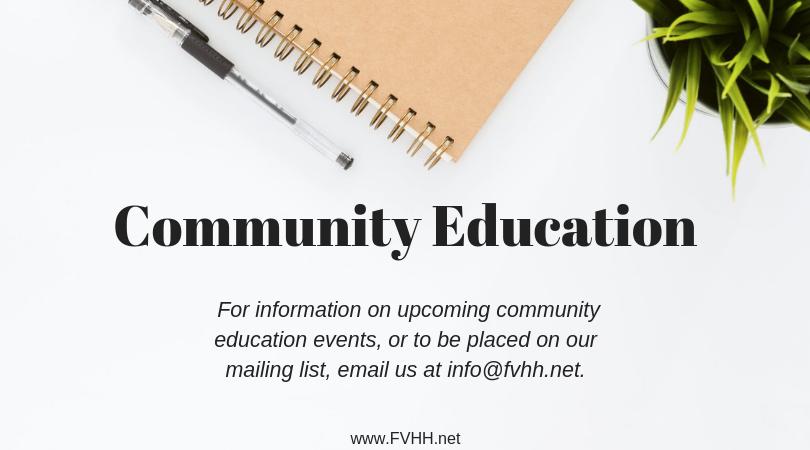 Community Ed 2